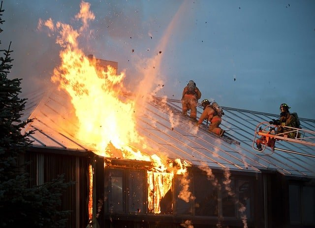 Rental property fires